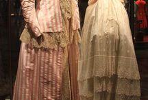 Alexandra Feodorovna's dresses