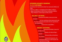 Fallas Pego 2014 / Del 14 al 19 de marzo