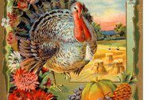 Thanksgiving / by Jeannette Lucas