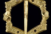 Medieval jewlery