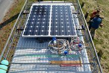 solár upevnění