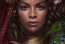 Fantasy Face