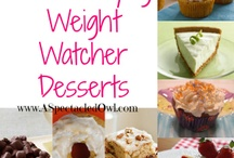 Weight Watcher Recipes
