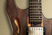 Roan guitars  / Handmade electric guitars