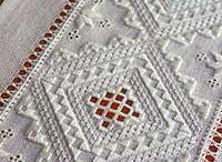 Hardanger Embroidery / by Holly Datsopoulos