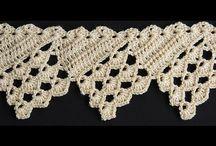 abanicos crochet