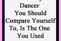 i!Dance Quotes!i / by Jordin Ramberg