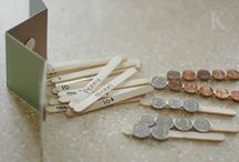 Math: Money / This board contains pins for learning about money in elementary school.