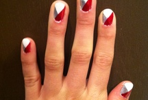 Nails<333 / by Janelle Tobias