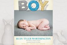 By Invitation Only : Birth Announcements
