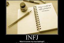 INTJ & INFJ