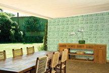 DIY: Leve a natureza e aconchego para uma decoração com efeito Bambu!