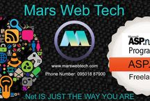 .Net Freelancer / Hire .NET Developer for Freelancing, MarsWebTech offers you the best freelancing work from home in India.