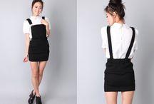 Trend Alert: Pinafore Dress