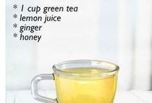 Teas and Tonics