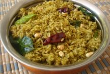 My andhra food