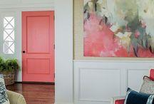 color doors