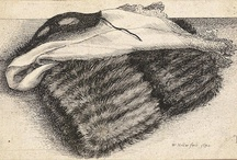17th century shawls & kerchiefs