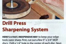 Easy tool sharpening tip