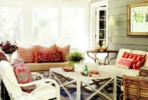 Porch ideas / by KT Nelson