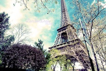 Paris, je t'aime / Paris, I love you!!!   / by Lorraine Beaumont