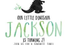Dino birthday ideas