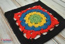 In Progress crochet patterns
