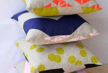 cushion & upholstery inspiration