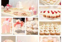 Dessert table ideas / by Ileana Tamayo