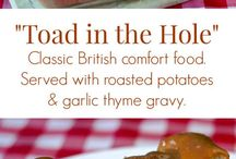 Cuisine : Angleterre, Irlande, ...