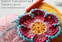 Mandala crochet / Crochet
