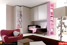 Italian Forniture and Design for Kids / Design by Fabbrica Camerette