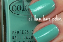 Fun Nails & Colors / by Gina Stratton
