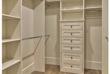 Closets / by Paulette Hay