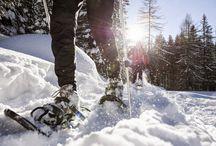 Voglia di Ciaspolare / E' arrivata la prima neve sulle Dolomiti ed io ho tanta voglia di ciaspolare!