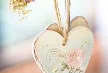 сердечки-ваентинки