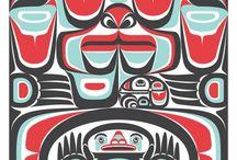 severoamerické symboly