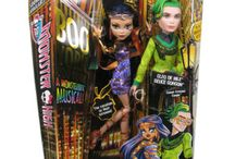 Mattel Monster High Dolls