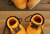 Zapatos curiosos