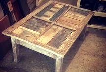 tables / tables que je fabrique.