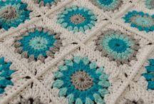 Moms Crochet blanket