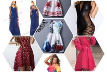 some stylish summer dresses and going outwear