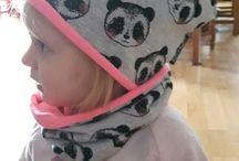 Czapki i szaliki / Hat & scarfs