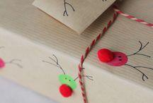 Envolver regalos-ideas