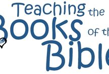 Ministry - The Books of the Bible / by Donna Tolly