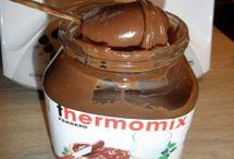 Nutella  thermomix et nesquick