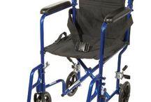 Medical Supplies & Equipment - Wheelchairs