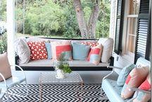 Porch Living / Outdoor living