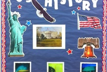 History boards / by Rebecca Roberts