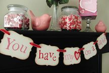 Valentine holiday / Valentine things / by janel webster